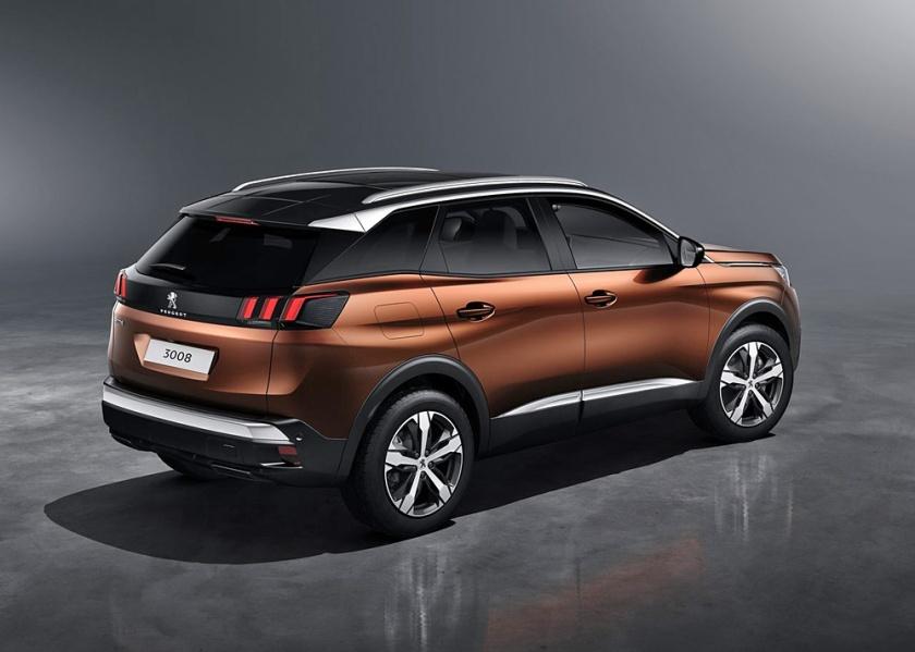 2017 Peugeot 3008: source