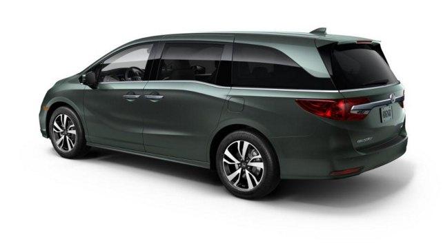 2018 Honda Odyssey: Honda USA