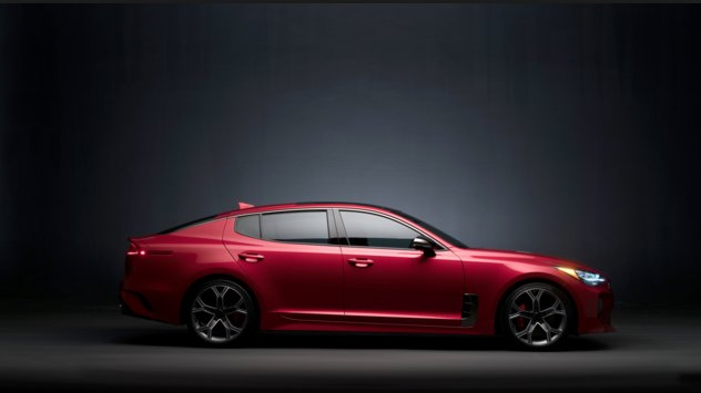 2018 Kia Stinger: source