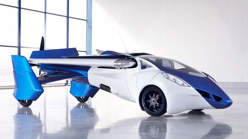 Image: AeroMobil