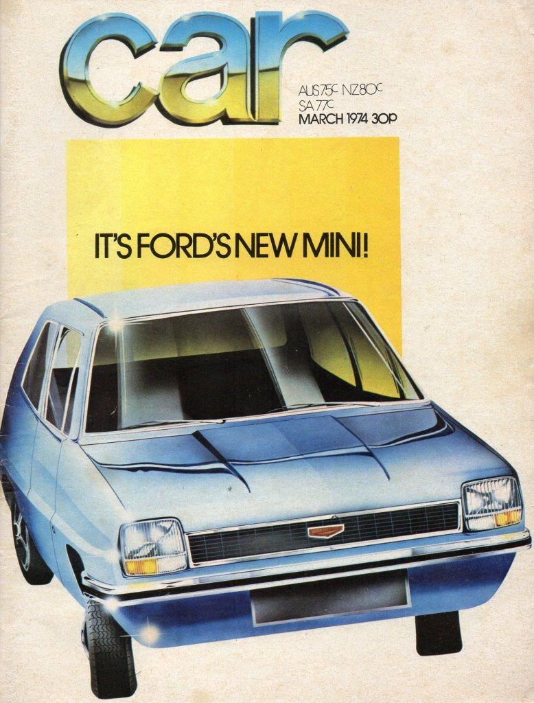 car-march-1974
