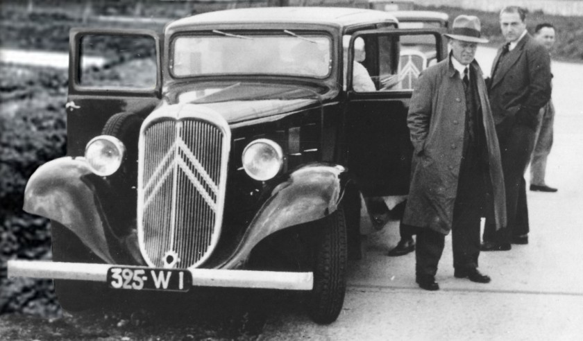 Doubtless they had our best intentions at heart. Two highly respected names, Citroen and Ricardo conspire to make the first production diesel car in the 1930s Rosalie