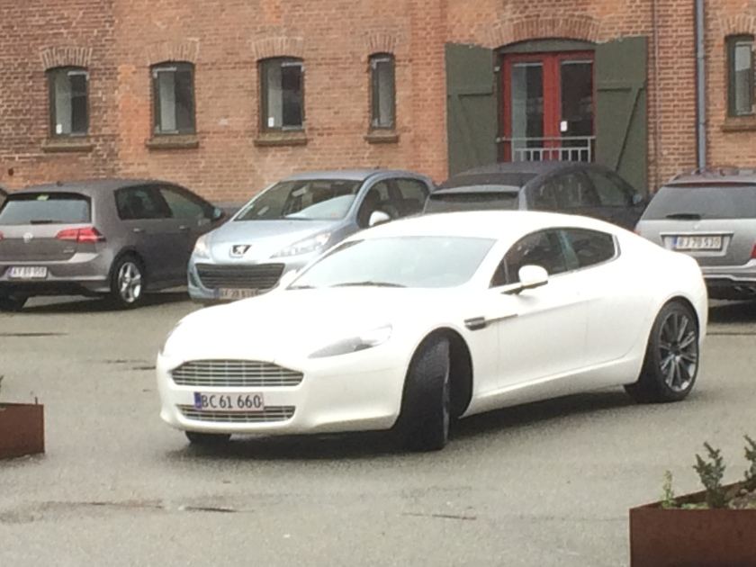 2010 Aston Martin