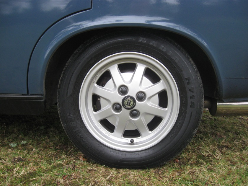 1981 Lancia Trevi alloy wheel