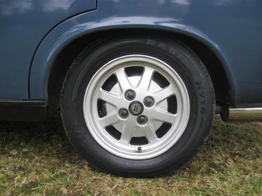 1981 Lancia Trevi alloy wheel