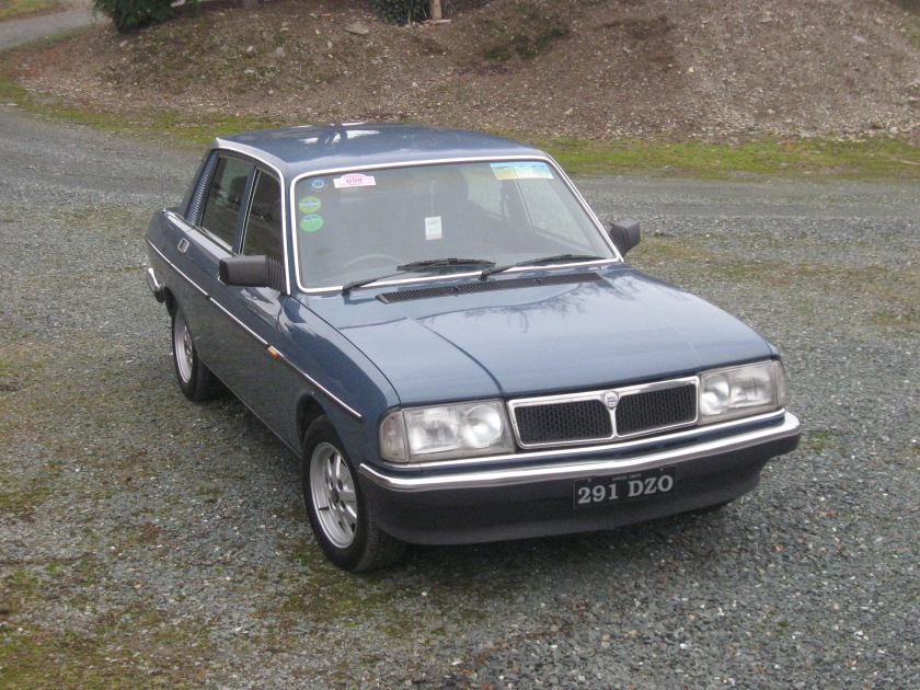 1981 Lancia Trevi