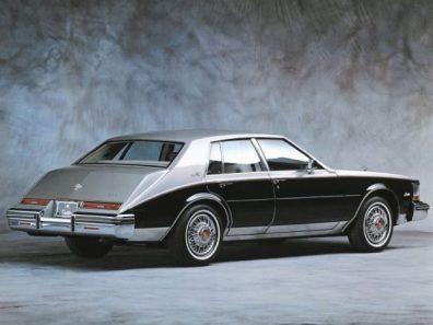 1980 Cadillac Seville pinthiscar