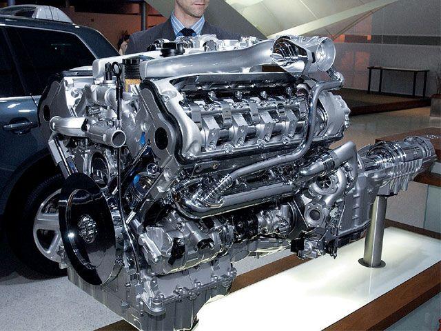 VW's V10 Diesel