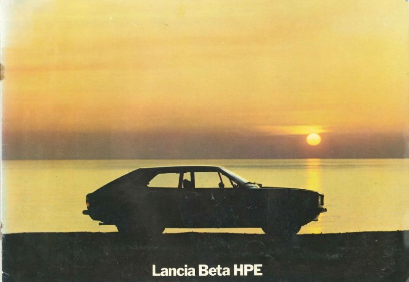 1975 Lancia HPE cover