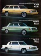 K-cars yielded...