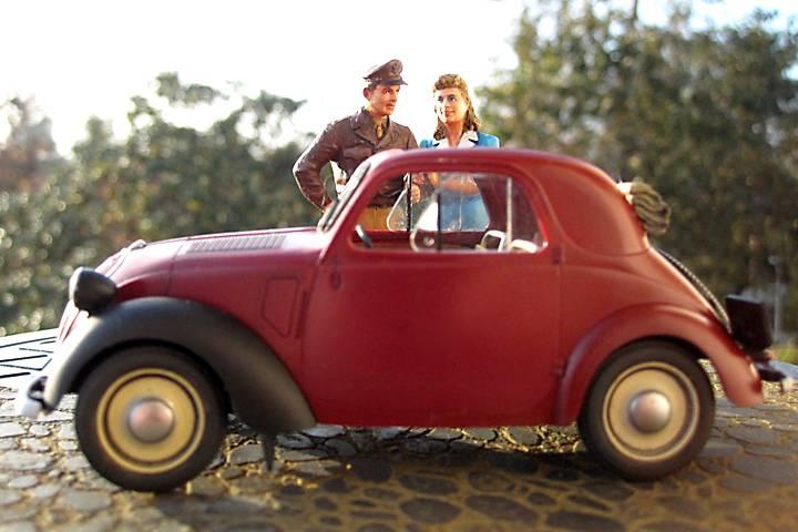 Ceci n'est pas un Fiat. Simca 5 - Image : beyondthesprues.com