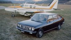 First series Beta berlina. Image: Encyclopedia of Cars