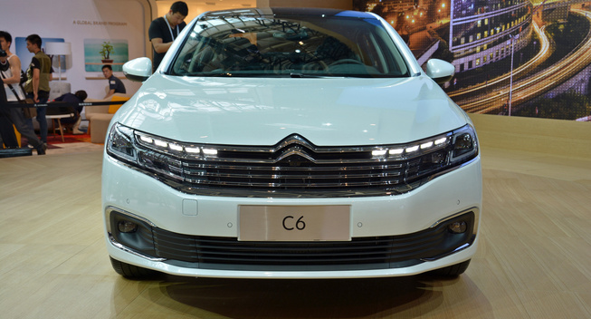 They'll slap a pair of chevrons on anything nowadays and call it a Citroen. Image Leftlane News