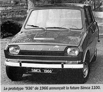 Simca 936