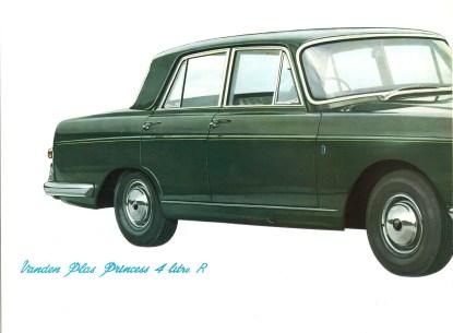 1964 Vanden Plas 4-litre