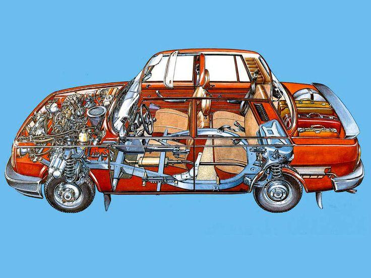 wartburg-353-chassis
