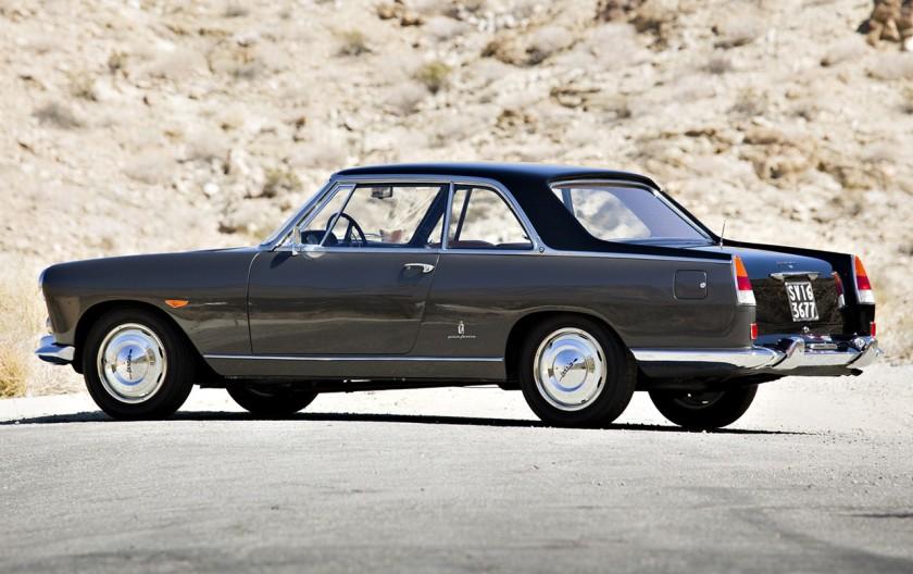 Lancia Flaminia Coupe. Image: Route Vecchie