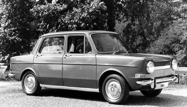 1965-simca-1000-b-and-w