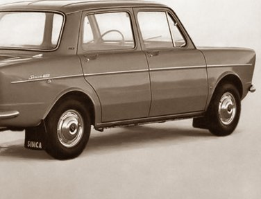 1965 SImca 1000: source