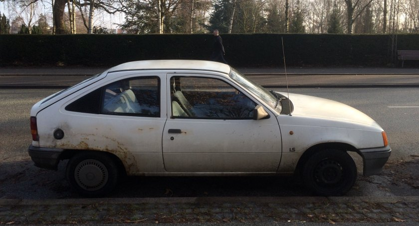 1984-1991 Opel Kadett E