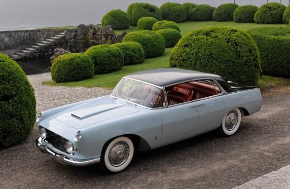 1955 Pininfarina Florida concept. Image: Ultimostile