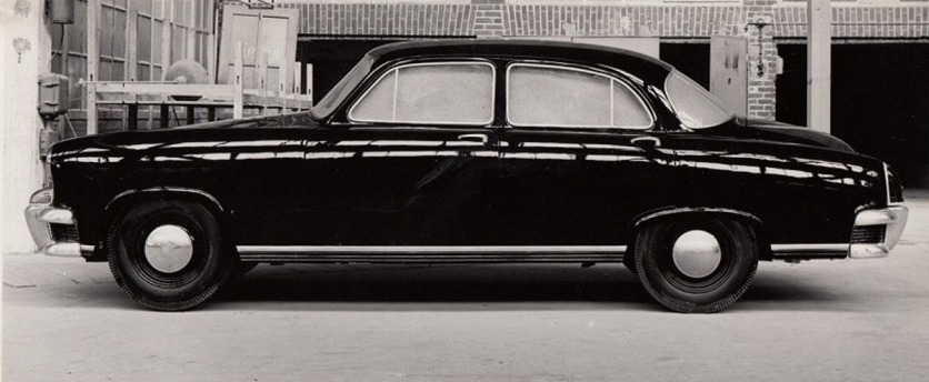 Porsche Studebaker