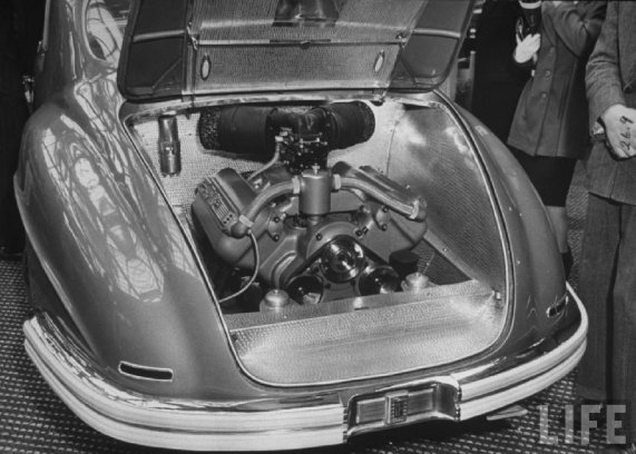 8C Monterosa engine