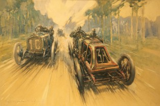 F Gordon Crosby : Louwman Museum