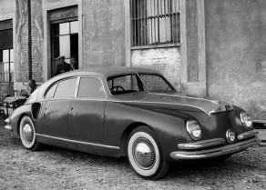 Zagato bodied 8C Monterosa prototype number 1