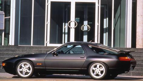 1995 Porsche 928 GTS. Image: classsicandperformancecar