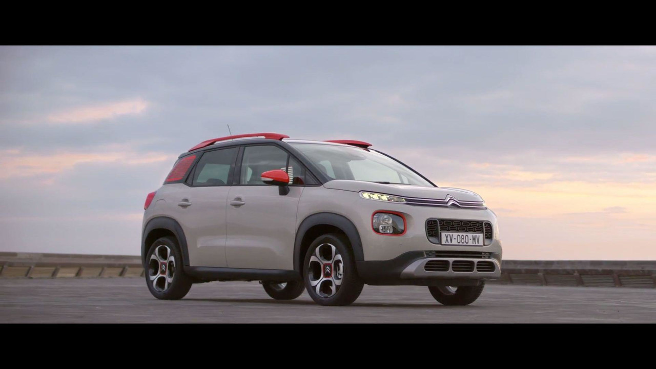 2017 citroen c3 aircross driven to write. Black Bedroom Furniture Sets. Home Design Ideas