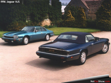 XJS in its final specification. Image: mindovermotor