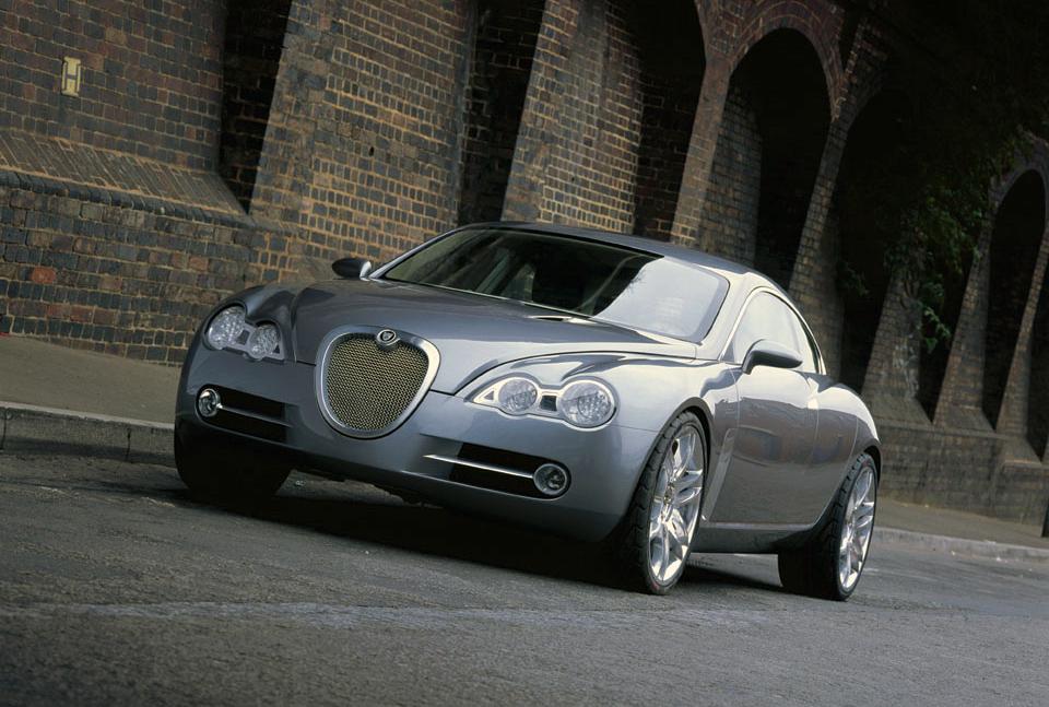 2008 Jaguar R Coupe Concept photo - 5