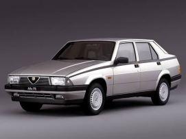 1985 Alfa 75. Image: classics.honestjohn