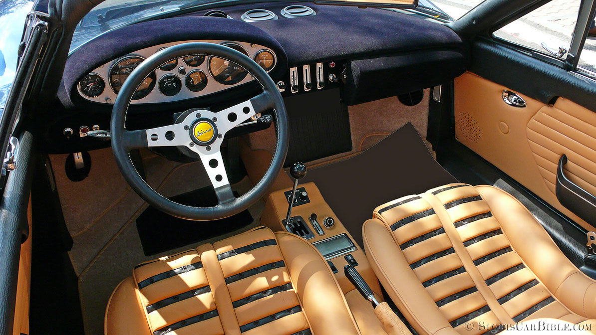 In the Name of the Son – 1967 Dino 206 GT