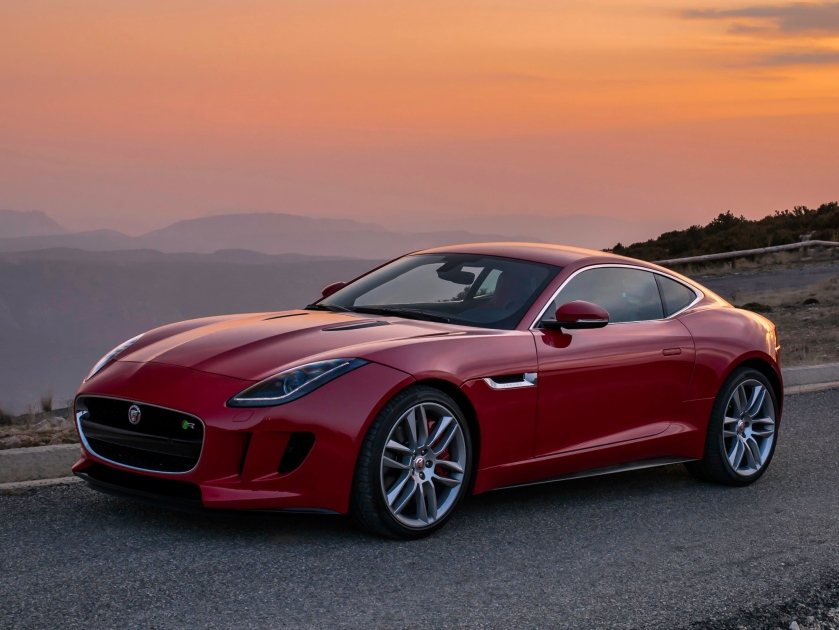 Driven to write still the world 39 s least influential - Jaguar f type r coupe prix ...