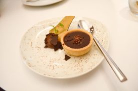 Chocolate tarte (10/10)