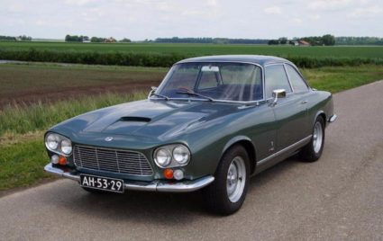 1964-Gordon-Keeble-GT. Image: classiccarweekly