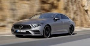 2019 Mercedes CLS: caranddriver.com