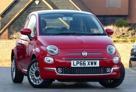 Fiat 500 road test