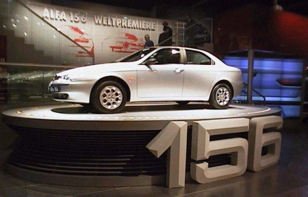 Frankfurt 1997 launch. Image: fun starts@3000