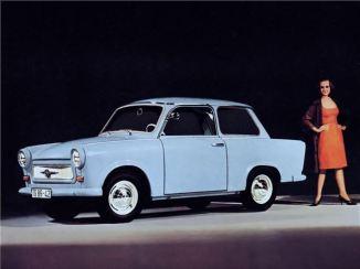 Trabant 601. Image: classics honestjohn