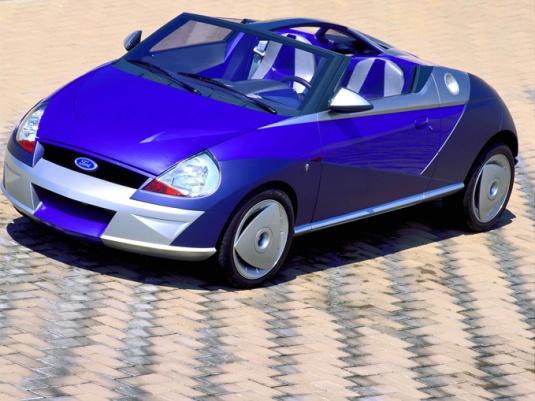 1996 Ghia Saetta. Image: Carstyling