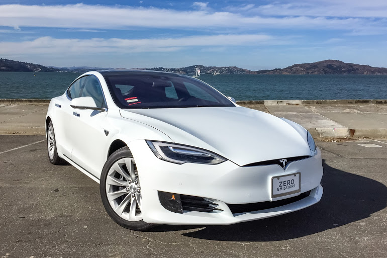 Tesla Model S 75d >> Quick Drive Tesla Model S 75d Driven To Write