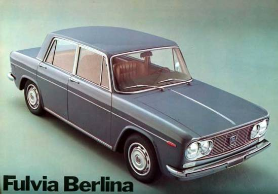 Lancia Fuliva Berlina: PhilSeed.com