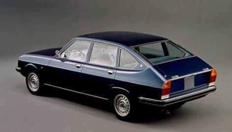 1972 Lancia Beta Berlina: classic and sportscar