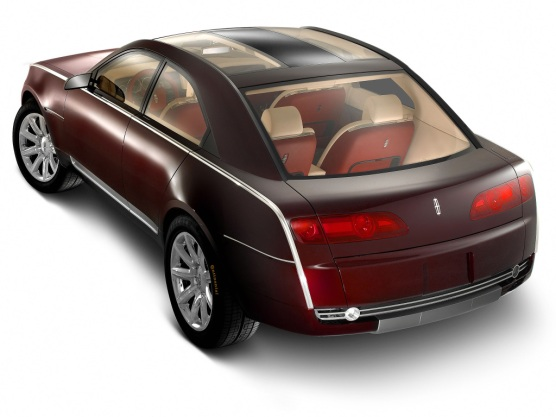 2003 Lincoln Navicross: Old Concept Cars
