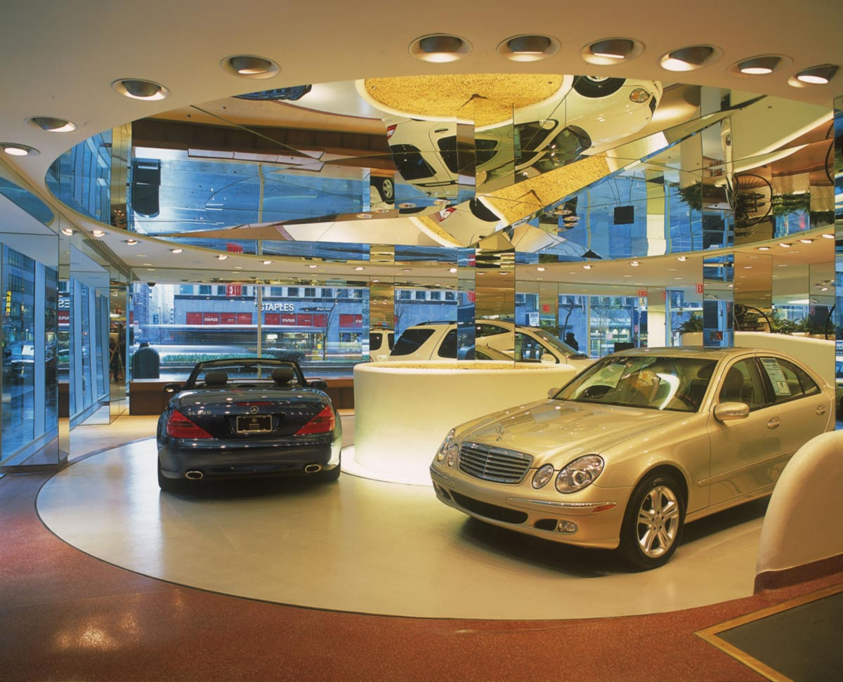 Wright or wrong driven to write for Mercedes benz shop