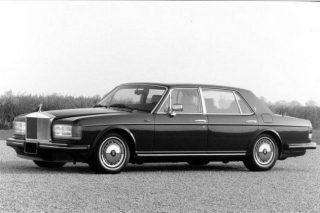 1980 Rolls Royce Silver Spur