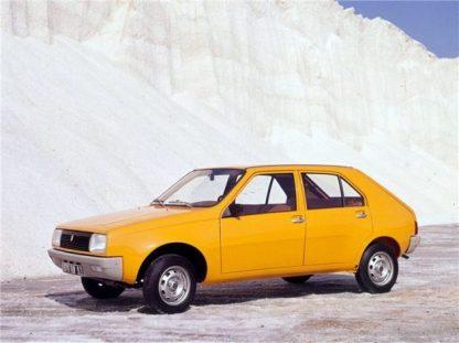 1976 Renault 14 (c) autoevolution.com